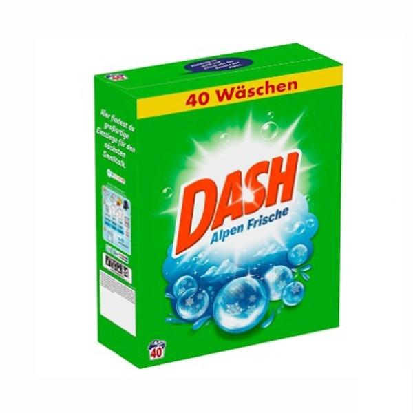 DASH Alpen Frische 6.5kg 德國原裝進口 強凈型  歐盟認證最舒服的味道