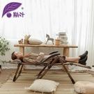 摺疊床辦公室午休單人多功能陪護床 便攜家用簡易小巧午睡床躺椅  一米陽光
