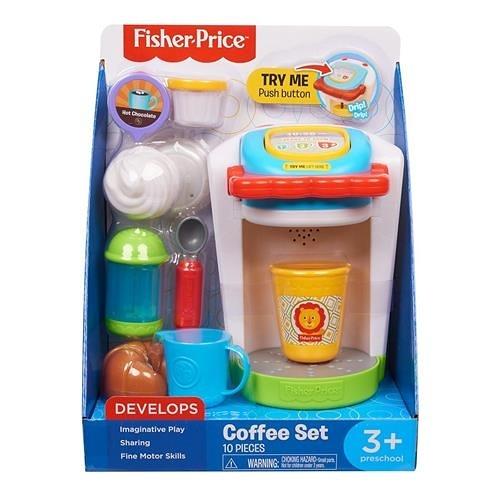 Fisher Price 玩具咖啡機