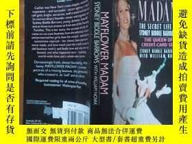 二手書博民逛書店原版罕見mayflower madamY13005 Futura