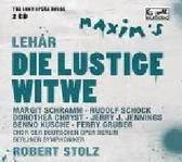 歌劇殿堂 73 雷哈爾:風流寡婦 2CD V.A. Lehar : Die Lustige Witwe   (音樂影片購)