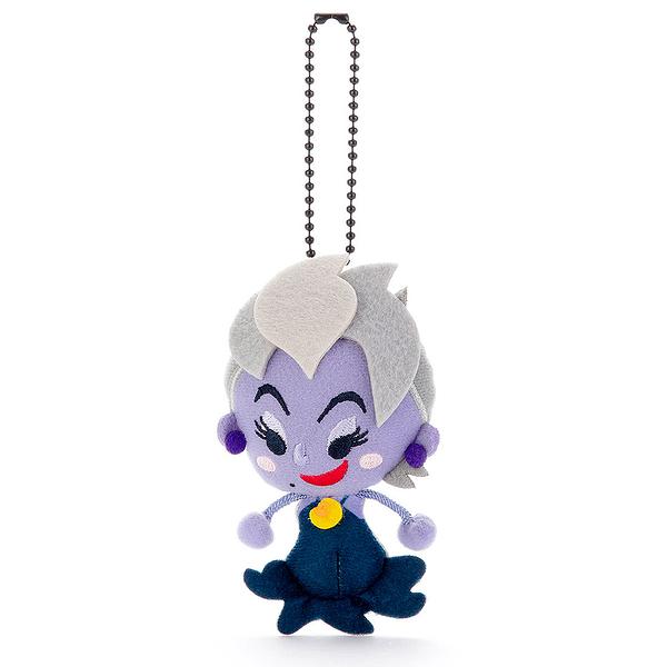 T-ARTS Disney Toy Company 擦擦吊飾 烏蘇拉_TA21471