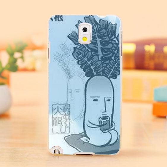 [ 機殼喵喵 ] 三星 Samsung i9600 Galaxy S5 手機殼 客製化 照片 外殼 全彩工藝 SZ167 青長大根