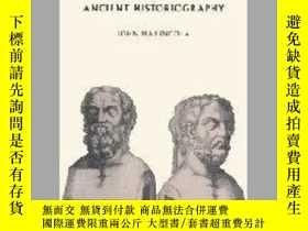 二手書博民逛書店Authority罕見And Tradition In Ancient HistoriographyY2562