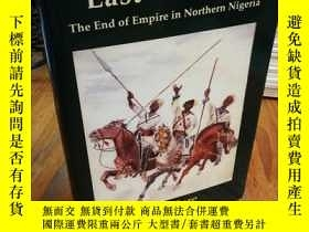 二手書博民逛書店Last罕見Man in: The End of Empire