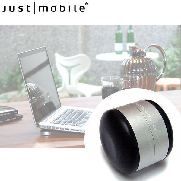 【東西商店】Justmobile Lazy Couch 可攜式筆記型電腦、iPad散熱墊