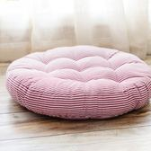 坐墊現代簡約圓餐椅墊榻榻米地板墊