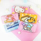 三麗鷗正版授權童巾 毛巾 兒童 三麗鷗 KITTY 新幹線 美樂蒂 蛋黃哥 雙星仙子