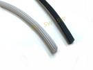 紗窗丸條(整捲販售 約10kg)灰色 / 黑色 壓條 紗窗壓條 鋁門窗條 鋁門窗 五金 DIY