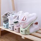 收納鞋架 鞋盒 立體鞋架 鞋架 雙層鞋架 鞋子 收納架  DIY 日式 可調節鞋架【P427】生活家精品