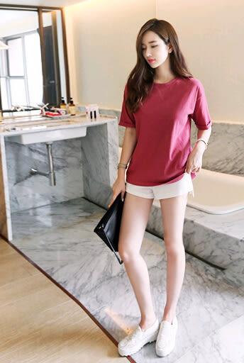 【原創館】T恤女短袖 夏裝學生裝