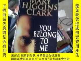 二手書博民逛書店You罕見Belong to MeY15389 Mary Hig