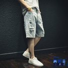 破洞牛仔短褲男寬鬆外穿五分褲中褲夏季薄款【英賽德3C數碼館】