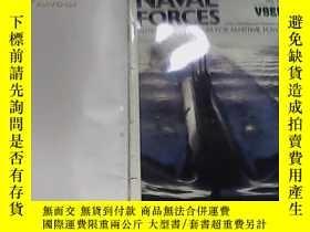 二手書博民逛書店NAVAL罕見FORCES1986-87合訂本 美國原版Y151