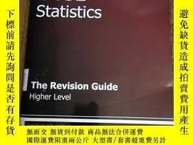 二手書博民逛書店Gcse罕見Statistics : The Revision