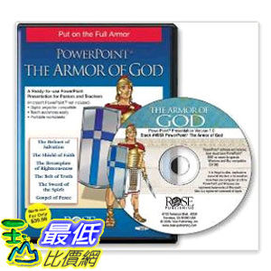 [104美國直購] The Armor of God (PowerPoint presentation) (Armor of God -- Stand Firm in Faith!) (PowerPoint Presentations)