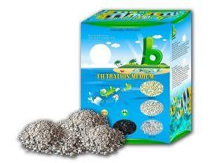 淨水麥飯石 麥飯石顆粒 用於改善水質 1公斤裝