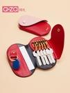 網紅鑰匙包女小巧簡約鑰匙套家用零錢包鎖匙卡包二合一鑰匙收納包 寶貝計畫 618狂歡