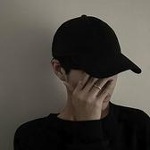 帽子男潮韓版時尚ins黑色軟頂日系棒球帽百搭休閒春夏潮牌 【夏日新品】