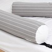 韓國Kangaruru袋鼠寶寶防蹣安全寢具防跌落床圍 175cm【灰底雪花白】