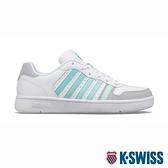 【超取】K-SWISS Court Palisades 時尚運動鞋-女-白/薄荷綠