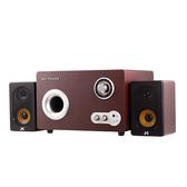 JS 淇譽電子 JY3030 阿波羅 2.1聲道三件式 全木質 音響 喇叭