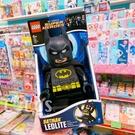 樂高手電筒 DC英雄 蝙蝠俠 人偶造型LED手電筒 盒裝20公分 COCOS LG797