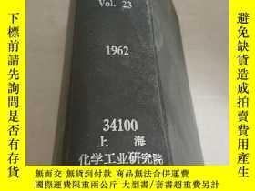 二手書博民逛書店RCA罕見REVIEW.Vol.23.1962(RCA審查)(英