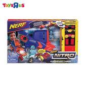 玩具反斗城 NERF Nitro 極限射速賽車多重發射豪華組