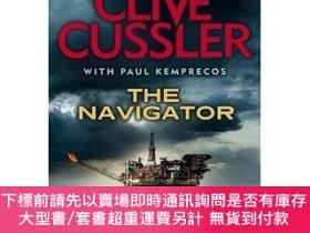二手書博民逛書店罕見原版 The Navigator: NUMA Files #7 [精裝] Clive CusslerY45
