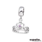 Espana伊潘娜 小公主 925純銀串珠