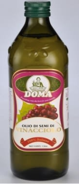 清淨生活 頂級初榨冷壓橄欖油+義大利原裝葡萄籽油禮盒組 1000ml(各1瓶)