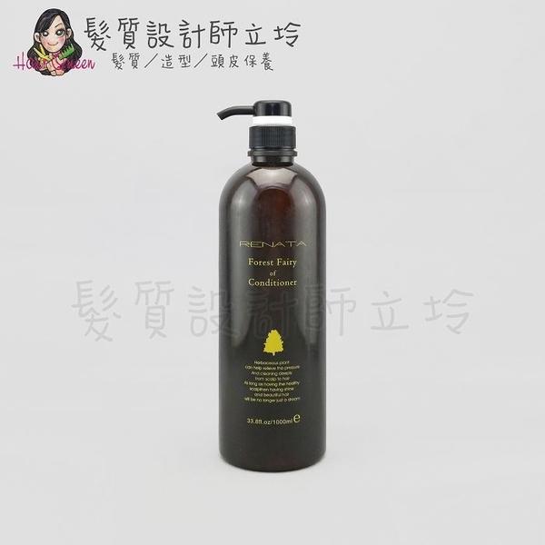 立坽『瞬間護髮』伊妮公司貨 RENATA蕾娜塔 森之精靈溫和修護素1000ml IH16
