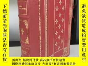 二手書博民逛書店Great罕見Expectation 狄更斯Dickens 《遠大前程》 franklin library 197