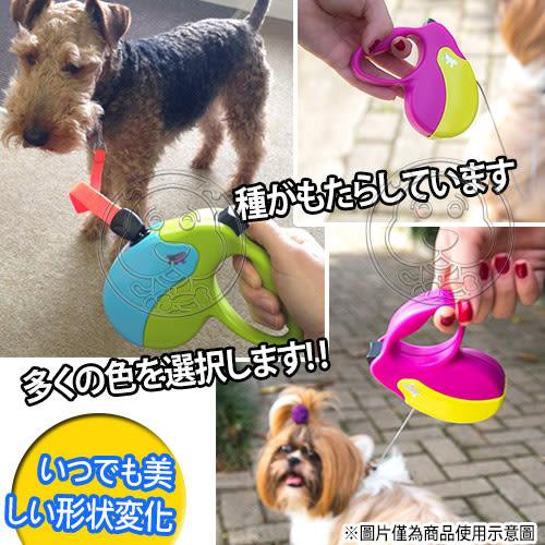 【zoo寵物商城】義大利ferplast飛寶》亞米哥C式系列牽繩外殼多色可選 小型專用