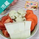 中華非基因改造火鍋豆腐300G/盒【愛買冷藏】