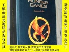 二手書博民逛書店MINT罕見READERS:The Hunger Games(LEVEL 8) 英文原版 24開 2018年印制奇