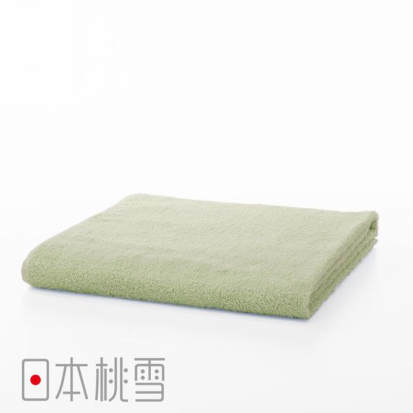 日本桃雪飯店大毛巾(亞麻綠) 鈴木太太