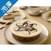 【淡雅風味】6吋原味重乳酪蛋糕1盒【愛買冷凍】