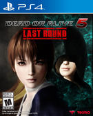 PS4 生死格鬥 5 Last Round(美版代購)