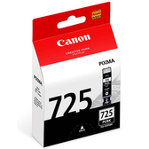 【佳能Canon】PGI-725PGBK 黑色 原廠墨水匣