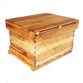 雙12購物節   煮蠟浸蠟標準十框杉木中蜂蜜蜂箱全套煮蠟蜂箱平箱 養蜂工具   mandyc衣間