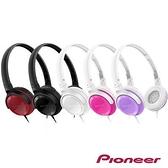 [富廉網] Pioneer SE-MJ502 馬卡龍色系 迷你耳罩式耳機