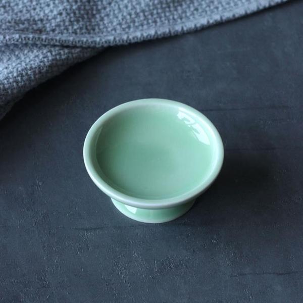 迷你高腳盤供盤水果盤供佛家用供奉小號果盤寺廟供盤【聚寶屋】