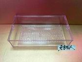 【生化過濾滴流盒】【便當盒】 【30*17*7cm】【1入】多層式滴流專用 過濾槽 魚事職人