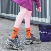 3雙裝 彩色襪子女潮街頭長筒襪薄款韓版長襪中筒襪男【毒家貨源】