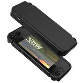[哈GAME族]免運費 可刷卡●會充電的皮套●MOD-X Switch NS 真皮背夾電池 10000mAh 行動電源 保護殼