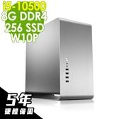 iStyle 10代商用電腦 i5-10500/8G/256SSD/W10P/五年保固