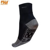 【恩悠數位】NU 能量無痕襪(黑色L)