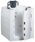 【麗室衛浴】 孝親缸 / 步入式浴缸 適合家中長輩及行動不便人士 LS-T110 950*800*H1000mm